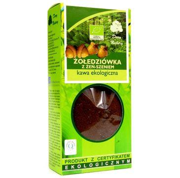Dary Natury Kawa ekologiczna Żołędziówka z Żeń-szeniem 100 g