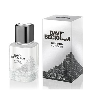 David Beckham Beyond Forever woda toaletowa męska 40 ml