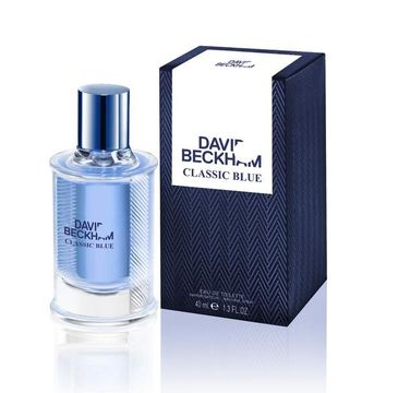 David Beckham Classic Blue woda toaletowa męska 40 ml