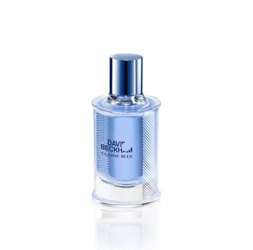 David Beckham Classic Blue woda toaletowa męska 90 ml