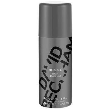David Beckham Homme dezodorant spray 150ml