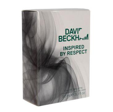 David Beckham Inspired By Respect woda toaletowa 90 ml