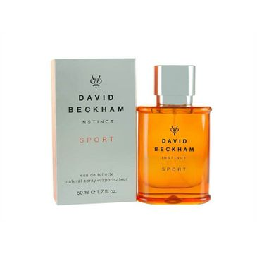 David Beckham Instinct Sport Men woda toaletowa spray 50ml