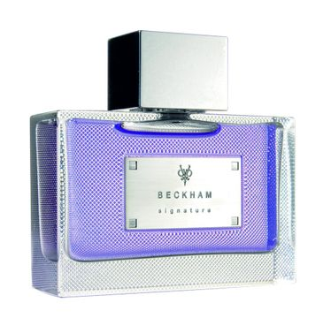David Beckham Signature Man woda toaletowa męska 75 ml