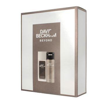 David Beckham Zestaw prezentowy Beyond deo spray 150 ml + deo atomizer 75 ml