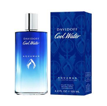 Davidoff – Cool Water Aquaman Collector Edition For Men woda toaletowa spray (125 ml)