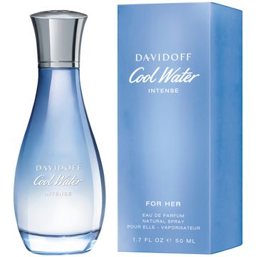 Davidoff Cool Water Intense For Her woda perfumowana spray 50ml