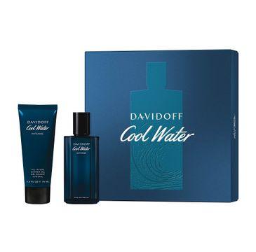 Davidoff Cool Water Intense Men woda perfumowana spray 75ml + żel pod prysznic 75ml (1 szt.)