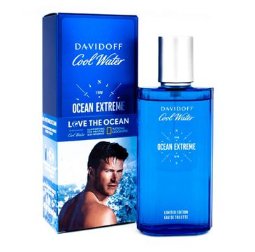 Davidoff Cool Water Ocean Extreme woda toaletowa spray 75ml