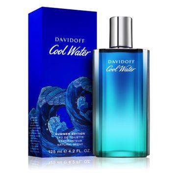 Davidoff Cool Water Summer Edition For Men 2019 woda toaletowa spray 125ml