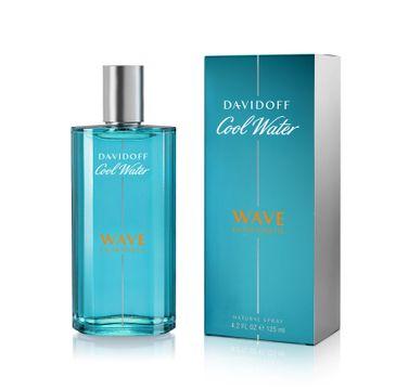 Davidoff Cool Water Wave For Men woda toaletowa spray 125ml