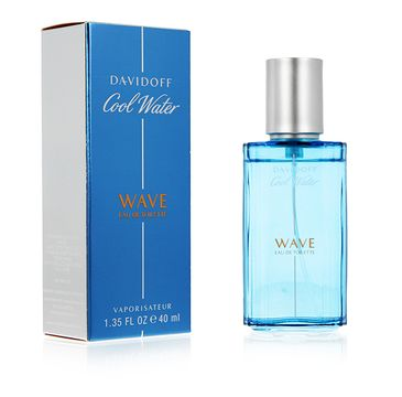 Davidoff Cool Water Wave For Men woda toaletowa spray 40ml