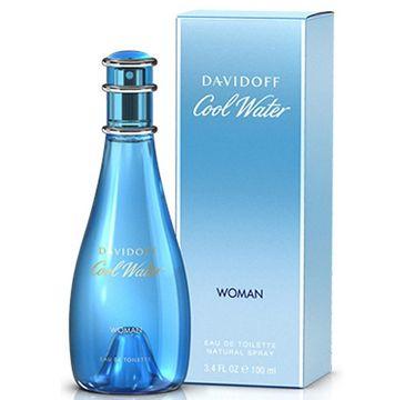 Davidoff Cool Water Woman woda toaletowa damska 100 ml