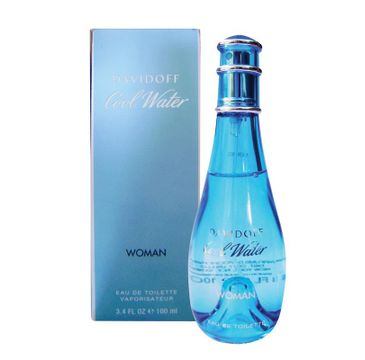Davidoff Cool Water Women woda toaletowa spray 200ml
