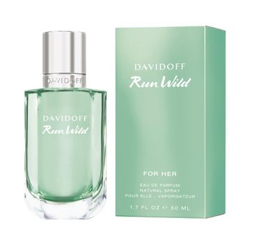 Davidoff Run Wild For Her woda perfumowana spray 50ml
