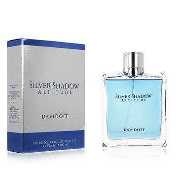 Davidoff Silver Shadow Altitude woda toaletowa spray 100ml