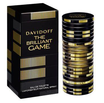 Davidoff The Brilliant Game woda toaletowa spray 100ml