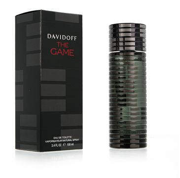 Davidoff The Game for Men woda toaletowa spray 100ml