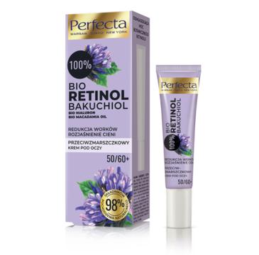 Perfecta Bio Retinol Bakuchiol Przeciwzmarszczkowy krem pod oczy 50/60+ (15 ml)