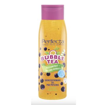 Perfecta Bubble Tea  skoncentrowany żel pod prysznic Passionfruit + Zielona Herbata (400 g)