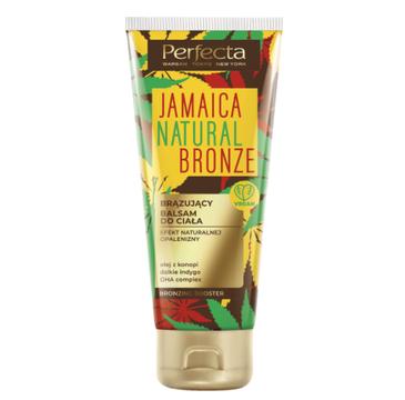 Perfecta Jamaica Natural Bronze Brązujący balsam do ciała (200 ml)