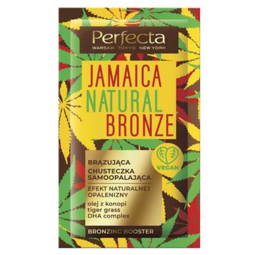 Perfecta Jamaica Natural Bronze Brązująca chusteczka samoopalająca (1 szt.)