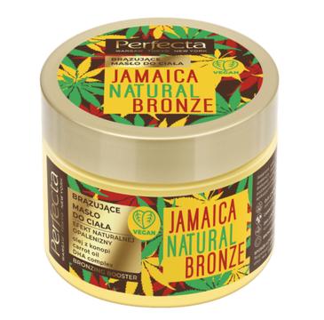 Perfecta Jamaica Natural Bronze Brązujące masło do ciała (300 g)