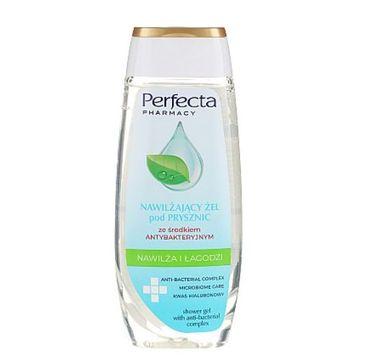 Perfecta – Nawilżający antybakteryjny żel pod prysznic (400 ml)