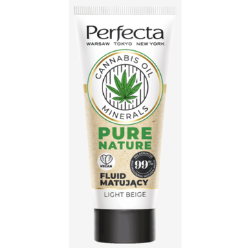 Perfecta Podkład Pure Nature Light Beige (30 ml)