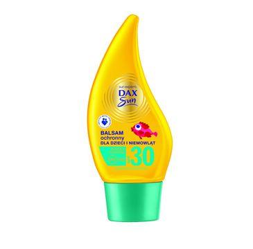 Dax Sun balsam dla dzieci i niemowląt na słońce  SPF 30 150 ml