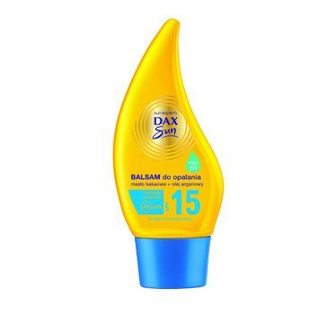 Dax Sun balsam do opalania SPF 15 150 ml