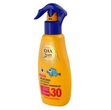 Dax Sun mleczko dla dzieci i niemowląt ochronne SPF 30 200 ml