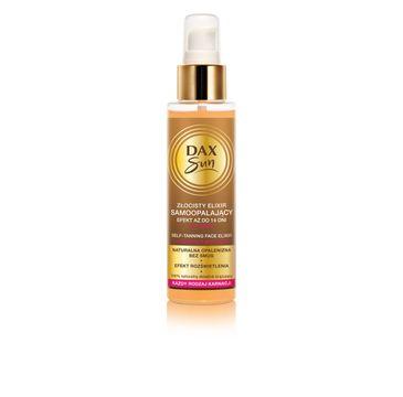 Dax Sun złocisty elixir samoopalający do twarzy (110 ml)