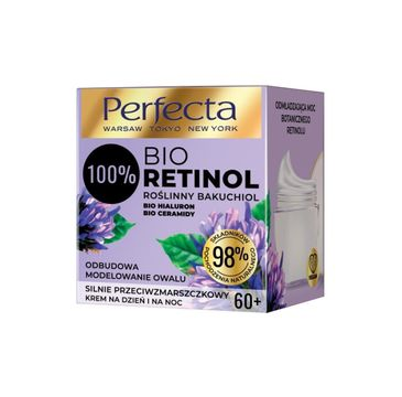 Perfecta – Bioretinol krem silnie przeciwzmarszczkowy 60+ (50 ml)