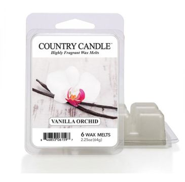 Country Candle – Wax  wosk zapachowy Vanilla Orchid (64 g)