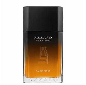 Azzaro Pour Homme Amber Fever – woda toaletowa spray (100 ml)