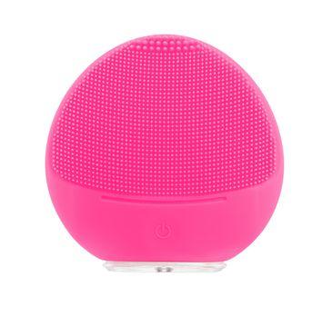 Purederm – Silikonowa szczoteczka soniczna do twarzy Pink (1 szt.)