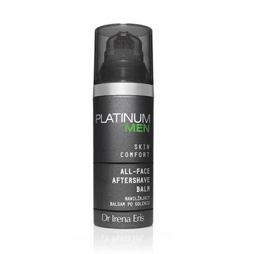 Dr Irena Eris – Platinum Men Skin Comfort Aftershave Balm nawilżający balsam po goleniu (50 ml)
