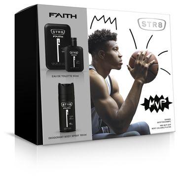 STR8 – Zestaw kosmetyków Faith (1 szt.)