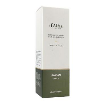 d'Alba – żel do mycia twarzy (300 ml)