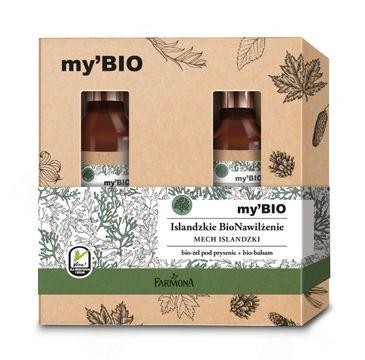 My'Bio – Zestaw my'BIO pielęgnacja ciała Islandzkie BioNawilżenie (1 szt.)