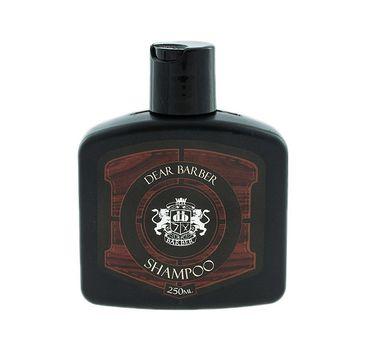 Dear Barber Shampoo szampon do pielęgnacji włosów i brody 250ml