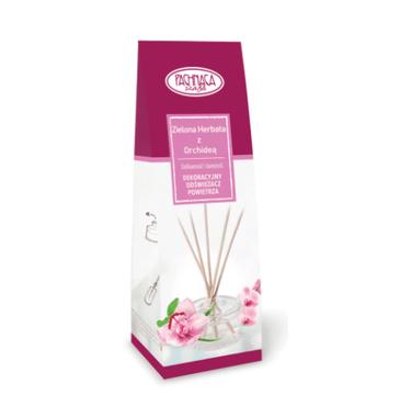 Pachnąca Szafa Dekoracyjny Odświeżacz powietrza zielona herbata z Orchideą (50 ml)