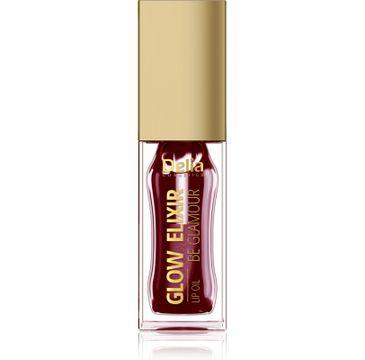 Delia Be Glamour Glow Elixir Lip Oil pielęgnujący olejek do ust 03 Sensual (8 ml)