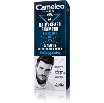 Delia Cameleo Men szampon redukujący siwiznę 150 ml