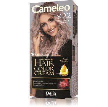 Delia Cameleo Omega Farba do włosów 9.22 lawendowy blond (1 szt.)
