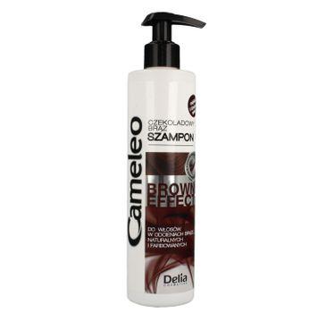 Delia Cameleo Szampon do włosów brązowych 250 ml