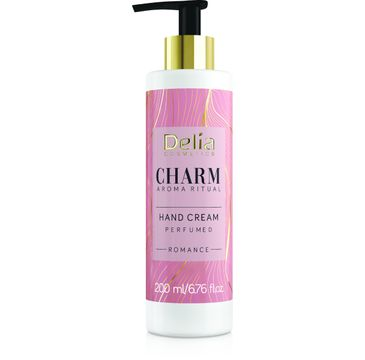 Delia Perfumowany krem do rąk Charm Aroma Ritual Romance (200 ml)