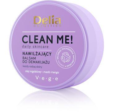 Delia Clean Me Balsam do demakijażu słoik (40 g)