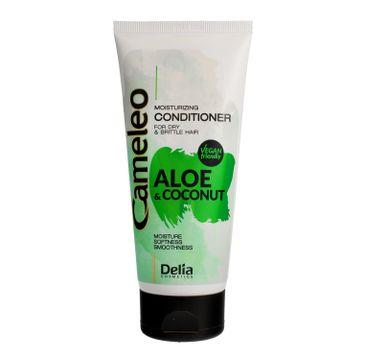 Delia Cosmetics Cameleo Aloes i Kokos odżywka tuba 200 ml